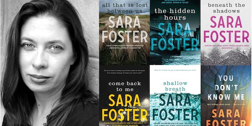 In conversation with Sara Foster