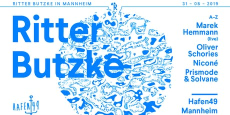 Ritter Butzke Showcase am Hafen 49 Tickets
