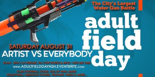Adult Field Day Nashville