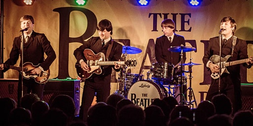 The Beatles Revival in Noordwijk (Zuid-Holland) 15-02-2020