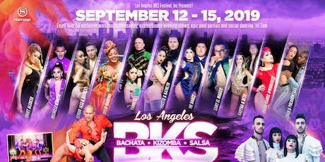 Los Angeles BKS Festival - September 12-15, 2019 tickets