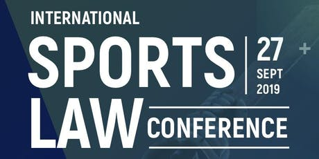 International Sports Law Conference tickets