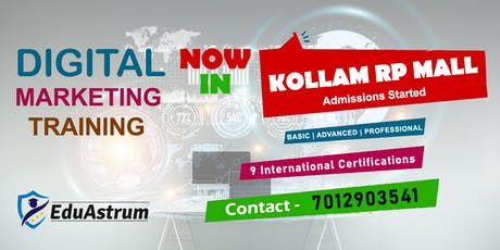 Digital Marketing Training in Kollam tickets