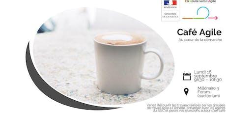 Café Agile  : le Centre de Compétences de Tests billets