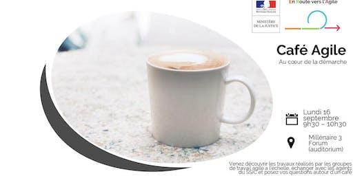 Café Agile  : le Centre de Compétences de Tests