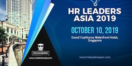 HR Leaders APAC 2019 | Rockbird Media tickets
