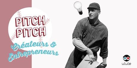 Pitch Pitch Rentrée des Entrepreneur.e.s du Sud billets
