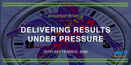 Breakfast Briefing - Delivering Results Under Pressure with Stuart Holliday  tickets