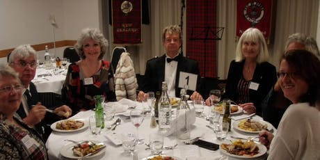 Scottish Clans Annual Dinner 2019 tickets