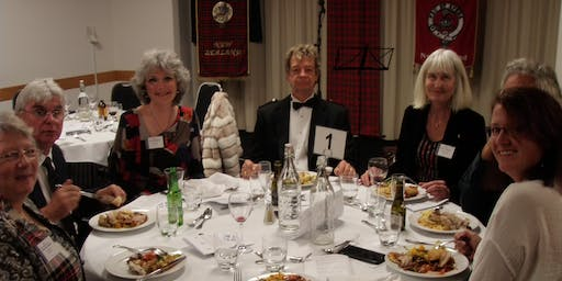 Scottish Clans Annual Dinner 2019