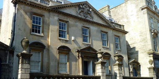 SAVE Walking Tour, Bath - Classics, Carbuncles and Conundrums