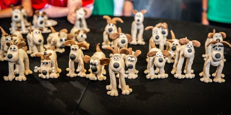 Aardman Animations Model Making Workshop tickets