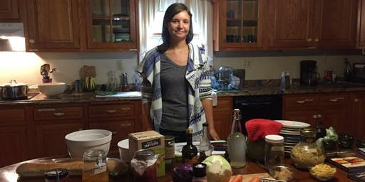 Full Moon Baking  with Lacey Walker