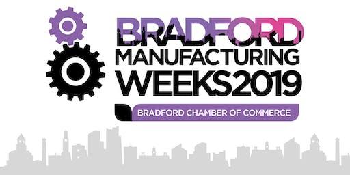 Bradford Manufacturing Week Sponsors' Event
