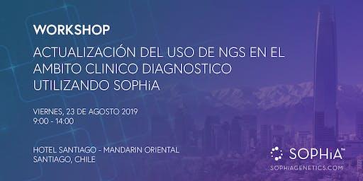 SOPHiA GENETICS WORKSHOP: Santiago de Chile