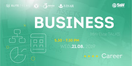 CARREER TALK: Business tickets