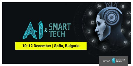 AI & Smart Tech 2019 tickets