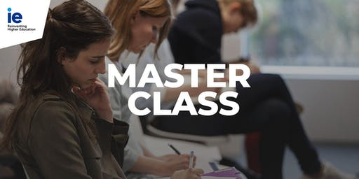 Master Class: China Outbound M&A and VC Investments: Drivers and Trends - Beijing