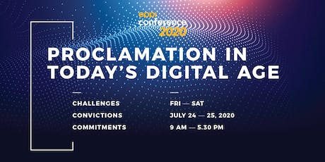 Proclamation In Today's Digital Age tickets