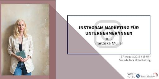 Instagram Marketing für UnternehmerInnen