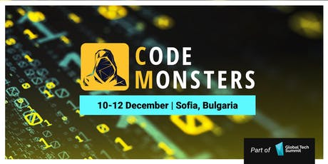 CodeMonsters 2019 tickets