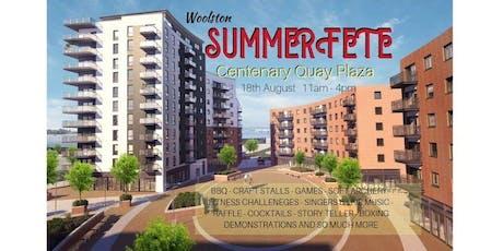 Woolston Summer Fete tickets