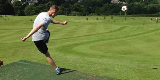 DEVON - Foot Golf Networking at Torbay Golf Centre, Paignton