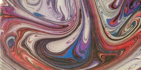 Paint & Sip with 2 jugs for 2 people XXXX Brewery  Marbling Session tickets