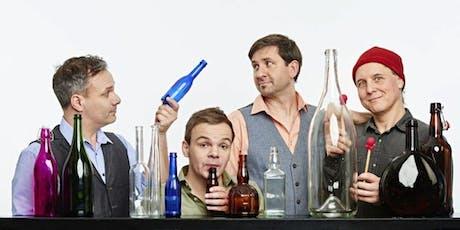 GlasBlasSing - Süßer die Flaschen nie klingen tickets