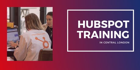 HubSpot Advanced Training - London tickets