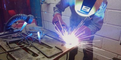 Introductory Welding for Artists (Mon 2 Mar 2020 - Morning)