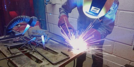 Introductory Welding for Artists (Mon 2 Mar 2020 - Morning) tickets