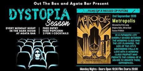 Metropolis - Dystopia Season @ Agata Bar tickets