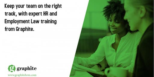 Employment Law Compliance & HR Best Practice with Graphite HRM