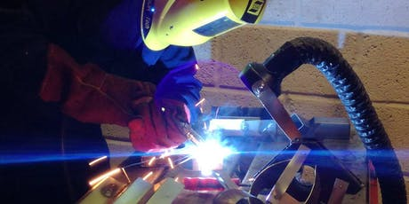 Introductory Welding for Artists (Mon 24 Feb 2020 - Evening) tickets