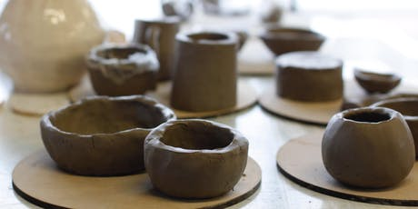 Introduction to Sculptural Ceramics - Hand Building & Surface Decoration (Weekend - March 2020) tickets