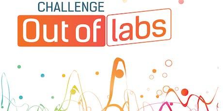 Challenge Out of Labs 8 (webinaire) : se préparer ! billets