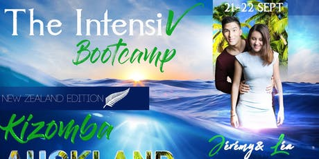 Intensi'V Kizomba & Urbankiz Bootcamp tickets