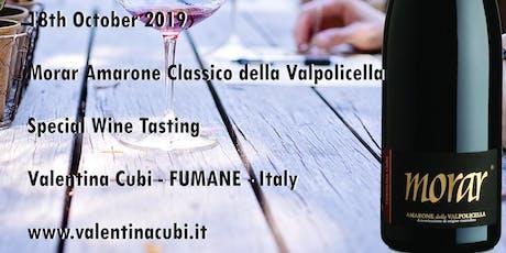 Amarone Morar 1997 - 2017 Special Tasting biglietti