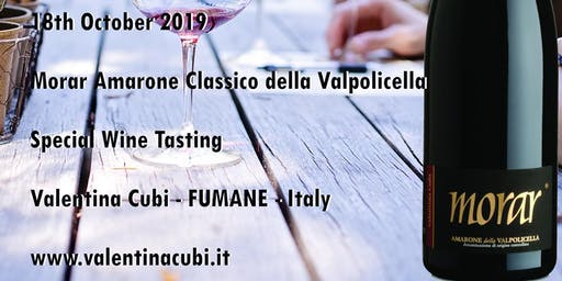 Amarone Morar 1997 - 2017 Special Tasting