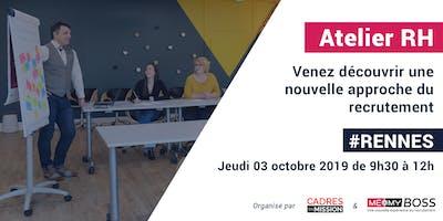 Atelier RH Me & My BOSS / Rennes