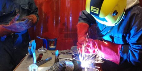 Introductory Welding for Artists (Mon 16 Mar 2020 - Afternoon) tickets