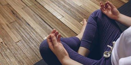 Yoga für Schwangere Tickets