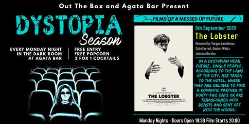 The Lobster - Dystopia Season @ Agata Bar
