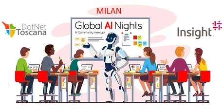 Global AI Night - Italy - Milano biglietti