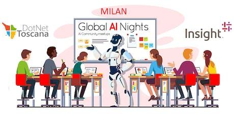 Global AI Night - Italy - Milano tickets