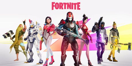 Fortnite toernooi - middag tickets