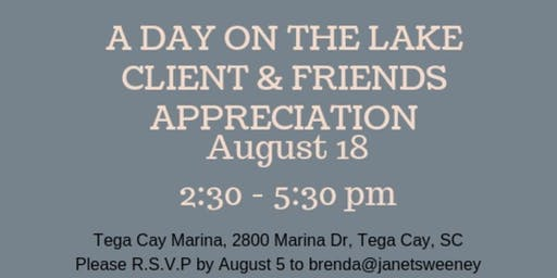 Friends and Client Appreciation Party