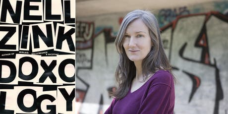Nell Zink and Alex Clark: Doxology tickets