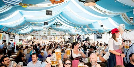 Oktoberfest Tent - Munich on the East River - in NYC tickets